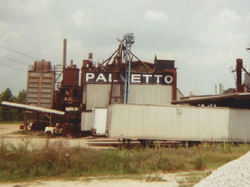 Palmetto Vermiculite in the 1995